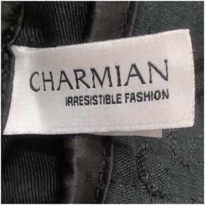 "Charmian Other - Black ""Charmian"" Corset Waist Shape-Wear. 3XL."